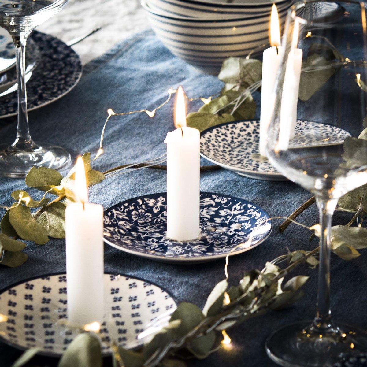 Met Kerst aan tafel