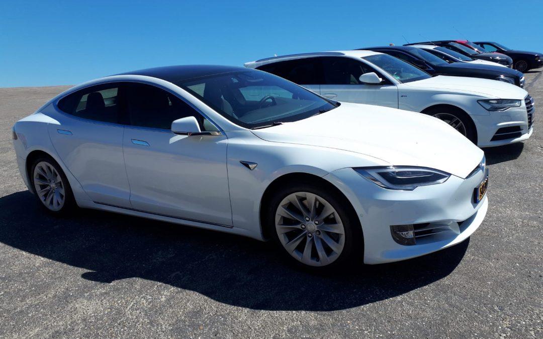 Tesla, de meest verkochte auto van 2019