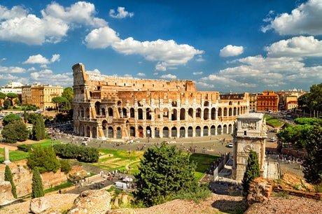 Goedkope Citytrip naar Rome