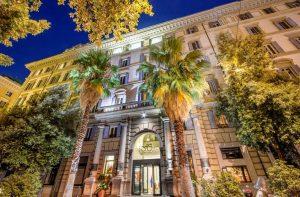 Savoy hotel in Rome - Chantal Magazine