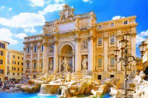 Trevi fontein Rome - Chantal Magazine