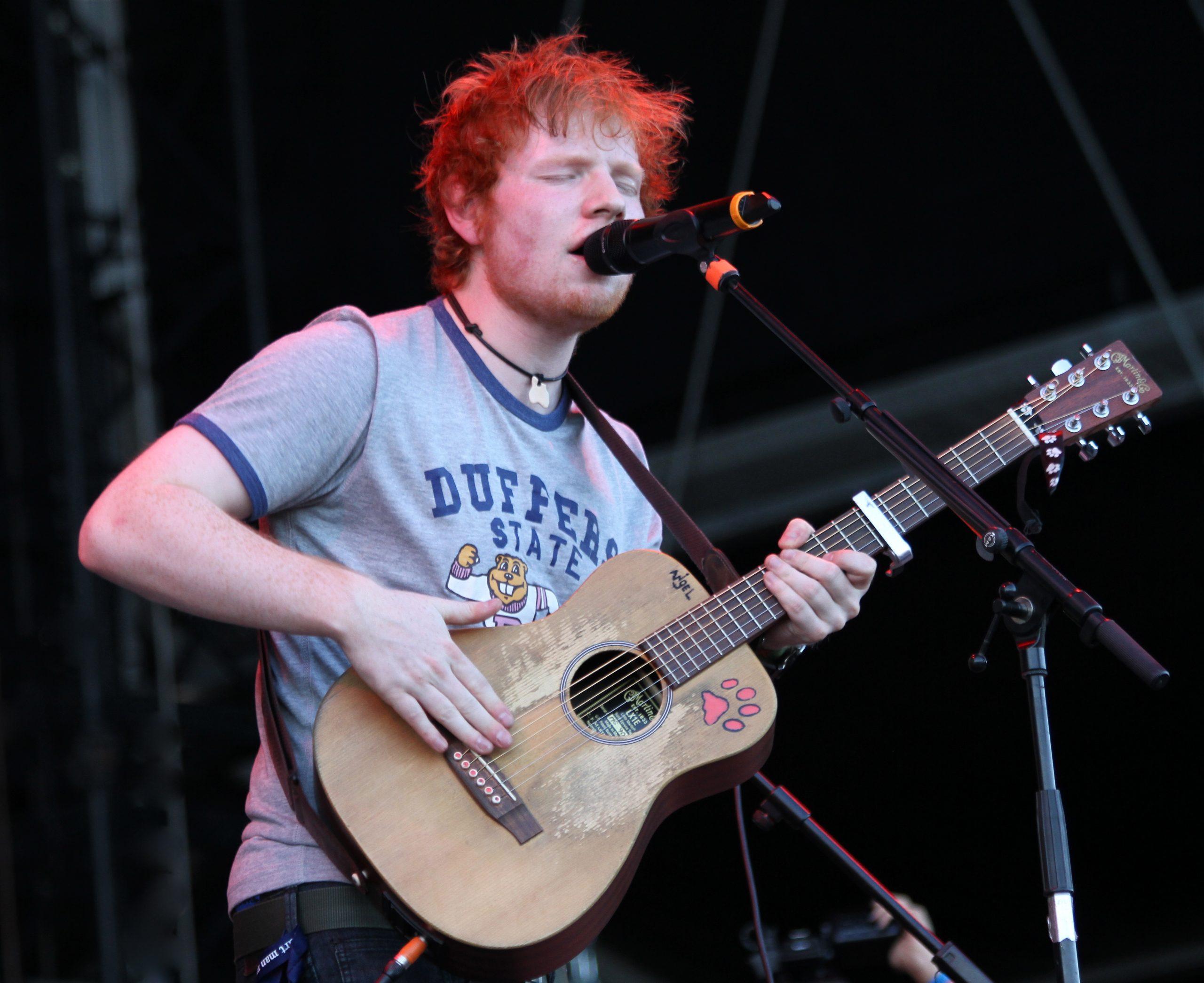 'Perfect' van Ed Sheeran favoriete lovesong Valentijnsdag