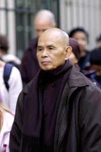 Thich Nhat Hanh - Boeddhistische monnik - Chantal Magazine