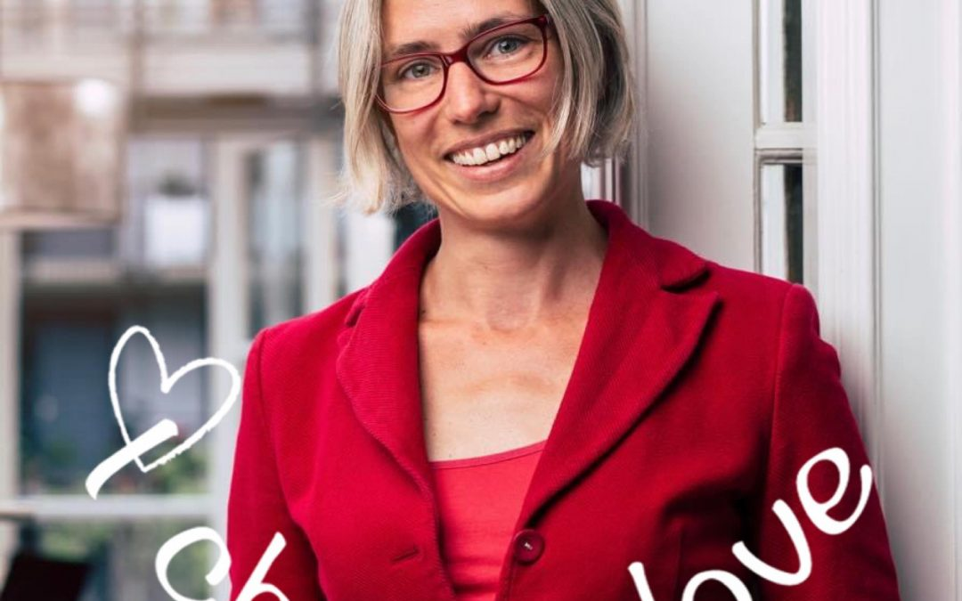 Leonie Wouters - Masturberen kun je leren - Chantal Magazine